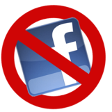 no-facebook-icon